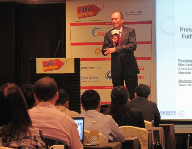 Perfecting The Fundamentals of eCommerce with eTail Asia