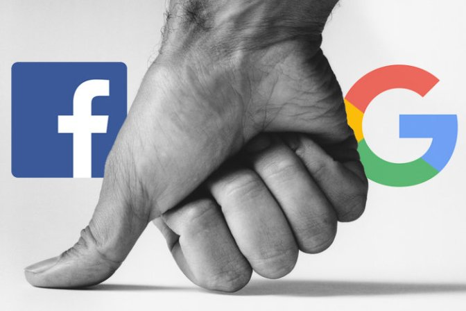 How Google and Facebook are Eating the APAC Ad Industry
